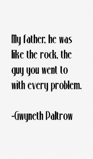 Return To All Gwyneth Paltrow Quotes