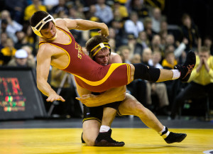 There is an idea being floated for college wrestling to bring together ...