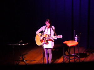 Kina Grannis in World In Front Of Me Tour Picture 10 of 10
