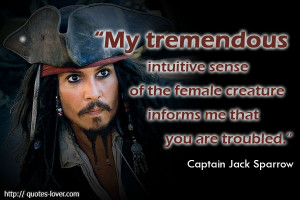 jack sparrow sayings