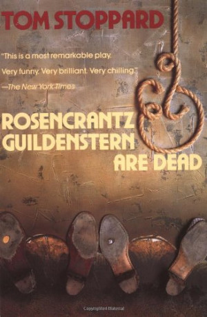 an analysis of the topic of the rosencrantz and guildenstern are dead Home → sparknotes → literature study guides → rosencrantz and guildenstern are dead → suggested essay topics analysis act i: beginning of.