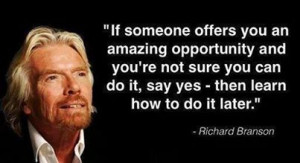If Someone Offers You an Amazing Opportunity and You're Not Sure You ...