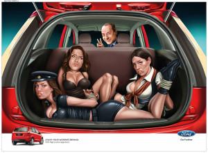 Ford India Ad: Car Company, Ad Agency Apologize For Figo Ad Showing ...
