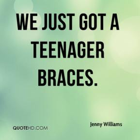 Quotes About Braces Quotesgram