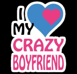 ... Portfolio › I LOVE MY CRAZY BOYFRIEND- I LOVE MY CRAZY GIRLFRIEND