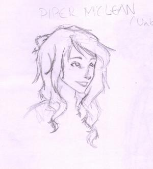 Piper McLean by Zizzani
