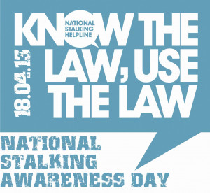 What is National Stalking Awareness Day?