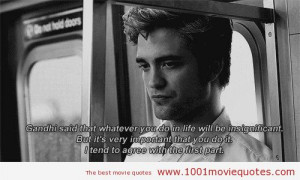 Remember Me (2010) - movie quote