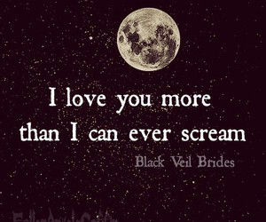 Black Veil Brides Song Quotes