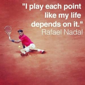 rafa rafael nadal tennis spain