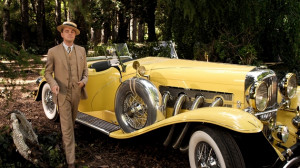The Great Gatsby Yellow Car Dicaprio-the-great-gatsby-
