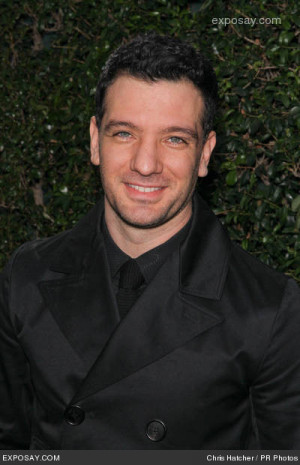 jc chasez quote i think its hilarious that things are the way they jpg