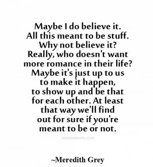Grey`s Anatomy quotes
