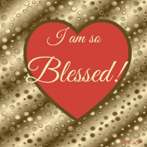 am so blessed I Am So Blessed! My Pin Pals and my heart is smiling I ...