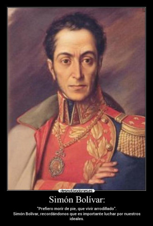 Why are there so many statues of Simon Bolivar?