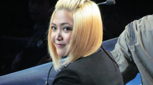 Charice Pempengco Note God