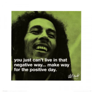 Bob Marley Quote Image
