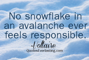 Snowflake Sayings Snowflake. by life quotes on
