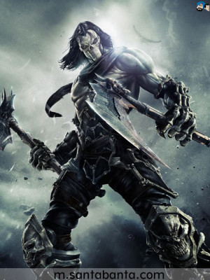 Darksiders 2 Quotes Box Art Picture