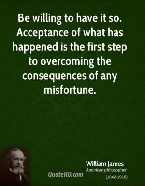 Psychology William James Quote