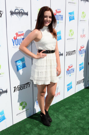 Madison Davenport American