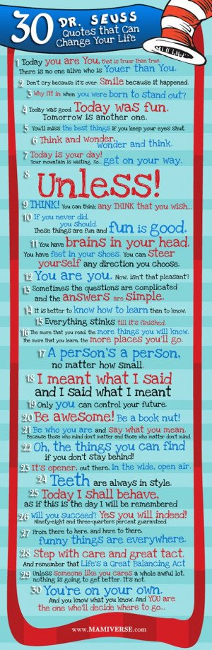 Protective Girlfriend Quotes Dr. seuss quotes that can