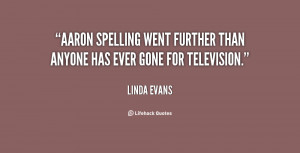 Aaron Spelling went further than anyone has ever gone for television ...