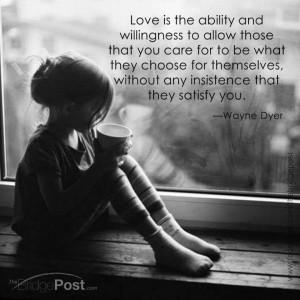 Selfless.... truly beautiful
