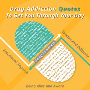 not all quotes about drug addiction are purely inspirational they do ...