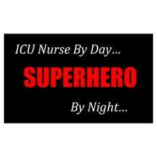 Critical Care Nurse Posters