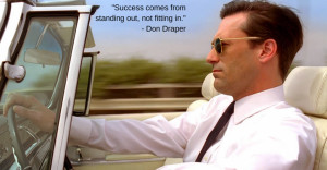 Powerful Don Draper Quotes for Nonprofit Marketers and Fundraisers