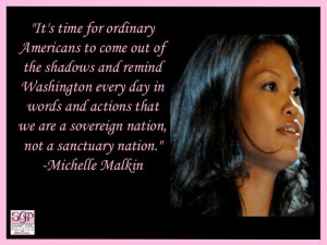 Love Michelle Malkin. Amazingly articulate and doesn't pull any ...