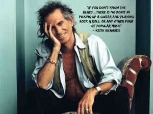 Keith Richards - Blues
