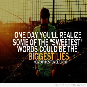 Quotes About Liars Relationships