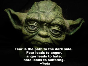 Star Wars, Yoda #quotes