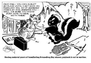 Editorial Cartoon by Tim Jackson, Freelance/Self-syndicated