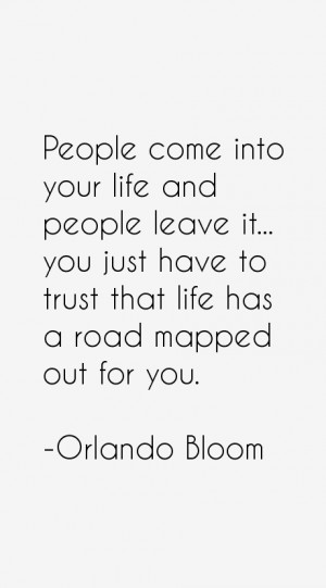 View All Orlando Bloom Quotes
