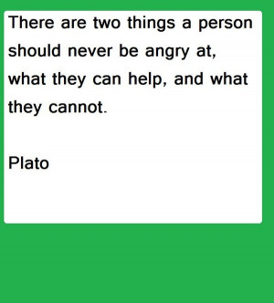 Plato, quotes, sayings, angry, person, wisdom