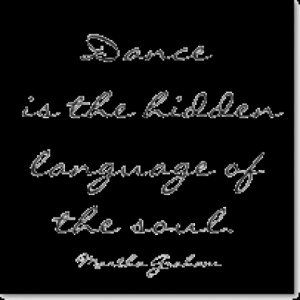 Dance quote #8