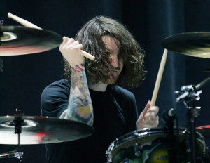 Andy Hurley Fall Out Boy...