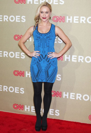 Becca Tobin Cnn Heroes All