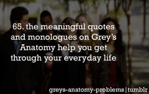 grey's anatomy #quotes #meredith grey #grey's anatomy quotes #grey's ...