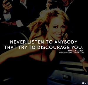 mariah carey quotes about love