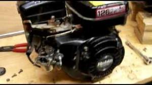 26 TRASH FIND: 126cc Robin - Subaru engine Subaru Robin EH12 EH 12 ...