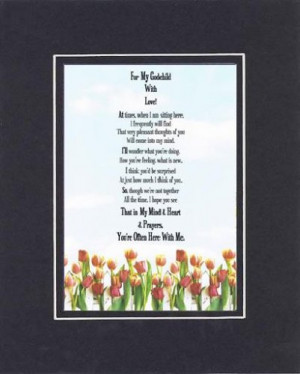Godchild Poem picture