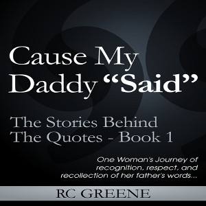 after the successful publication of cause my daddy said my community ...