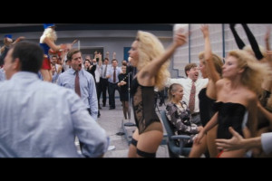 As Brantley in The Wolf of Wall Street