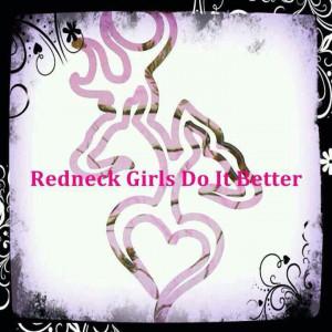 Redneck girls
