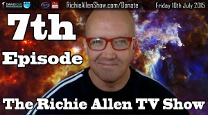 The Richie Allen TV Show Episode Seven In Association With www ...