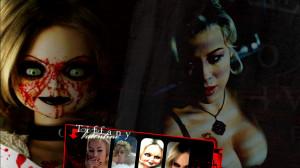 Tiffany Wallpaper 02 - Bride of Chucky Fan Art (34283873) - Fanpop ...